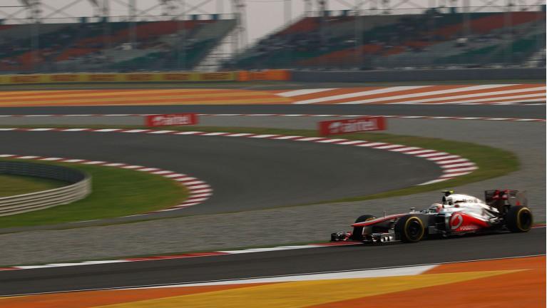 迈凯轮印度大奖赛正赛总结