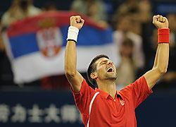 德约科维奇连续第二年ATP排名年终第一