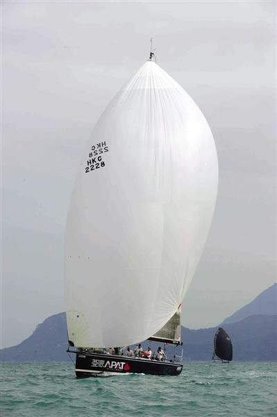 中国帆船赛结束,徐莉佳:奥运后很难安静