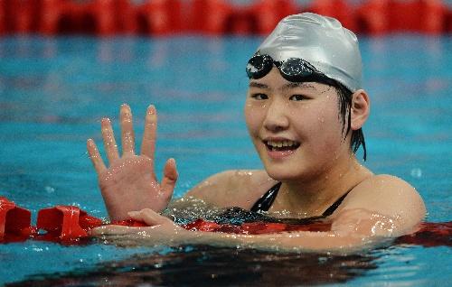短池世界杯叶诗文200米混合泳摘金