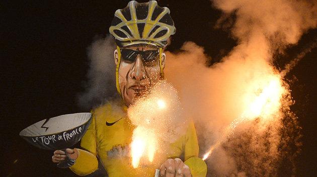 阿姆斯特朗陷入肖像被焚烧窘境