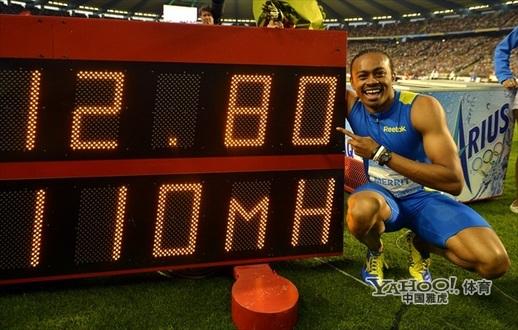 博尔特梅里特提名IAAF年度最佳