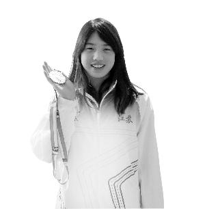 14岁中学生短池赛击败刘子歌