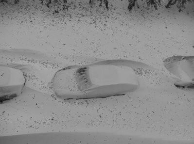 北京暴雪砸
