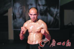 搏击比赛UFC:张铁泉迎战美国小将