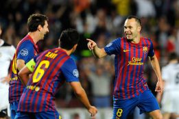伊涅斯塔:巴萨和西班牙的球风并不是唯一