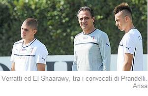 意大利大名单:巴神小法老搭档,德罗西被罚