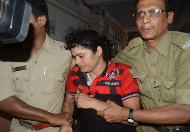 印度女田径冠军因强奸罪被逮捕