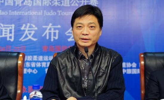世界柔道大奖赛中国站崔永元帮吆喝