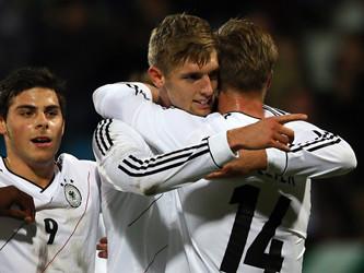 补时被扳平,德国U21 1-1战平土耳其