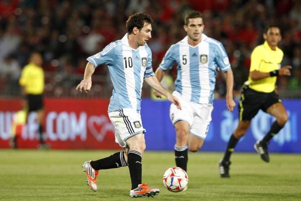 友谊赛:梅西无建树,阿根廷闷平沙特