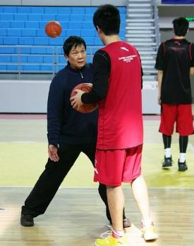 山西聘请前福建教练张德贵担任助教