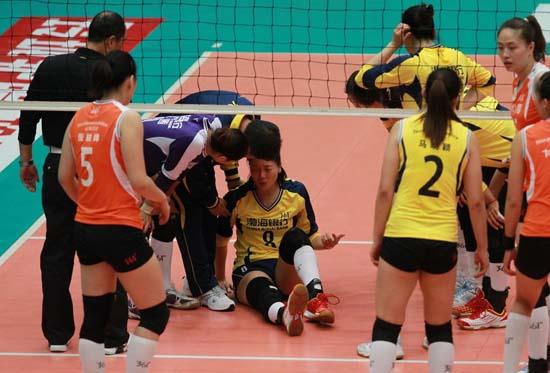 遭性骚扰上海女排被要求封口