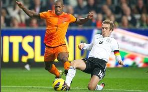 拉姆:零失球对德国队作用积极