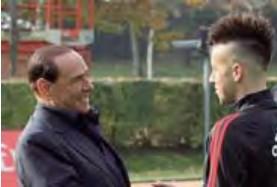 贝卢斯科尼希望沙拉维改变发型