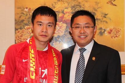 官方:广州恒大正式签下冯仁亮