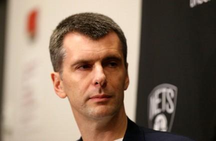 篮网老板:人们需要给我们一些耐心