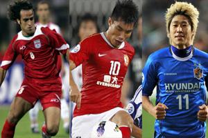 亚洲足球先生最终3人候选:郑智入围
