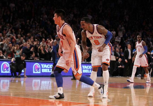 JR-史密斯:不关心林书豪,他又不是队友