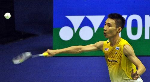 香港二连胜,李宗伟:太太看我比赛会很闷
