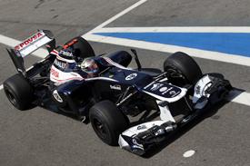 姬兰:FIA需要改变称重规则