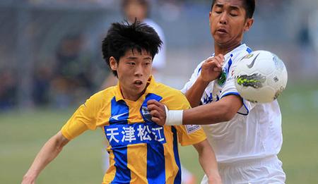 刘尚坤:多向朱挺学习,努力训练打动教练