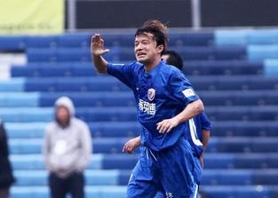 老甲A邀请赛:谢晖再破门,上海1-0陕西