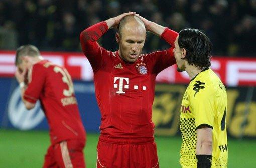 拜仁对阵多特蒙德前瞻:五杀之痛如刀割