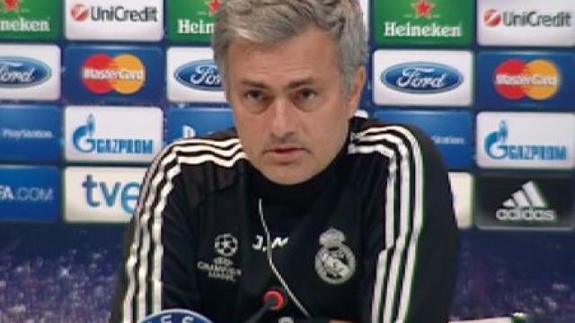 穆帅:我希望球迷嘘完我之后能支持球队