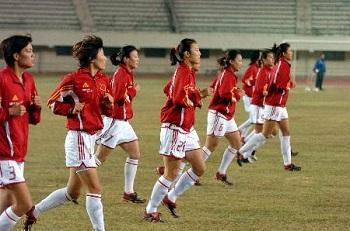 女足四国赛球队敲定,明年1月重庆开打