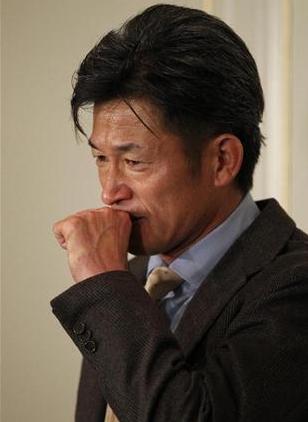 三浦知良为老友退役而落泪:我还会坚持战斗