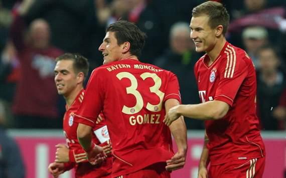 戈麦斯:当下德甲是最好的联赛!