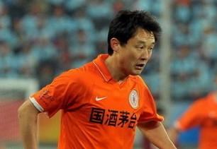 孙继海:希望贵州为中国球队增光添彩