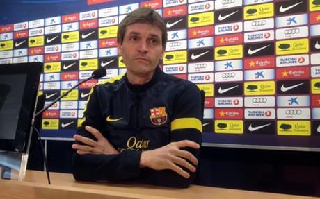 比拉诺瓦:梅西进入大名单是因为他能上场