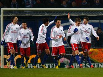 鲁德内夫梅开二度,汉堡2-0完胜霍芬海姆