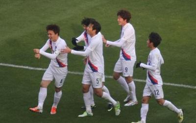 U22热身赛,韩国球员大跳江南Style