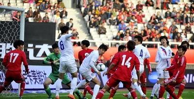 韩国U22主帅:武磊很棒,接受点球判罚