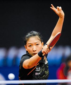 刘诗雯0-2落后逆转丁宁卫冕总决赛