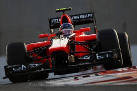 马鲁西亚新车会在第一次试车中准时亮相