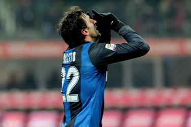 米利托建功,国际米兰2-1力克那不勒斯