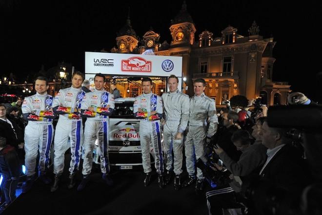 WRC:大众队内将公平竞争
