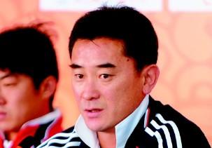 U22国足主帅:韩国队的犯规比我们更多