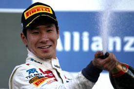 阿兰琼斯:小林可梦伟是日本最好的F1车手