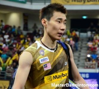 李宗伟因伤退出总决赛|为罚款而参赛