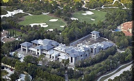 迈克尔-乔丹于佛州购2.8万平方英尺豪宅