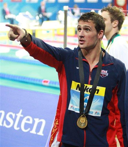 短池游泳世锦赛奖牌榜:美国六金领跑