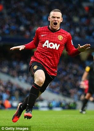 鲁尼当选英超球迷票选最佳球员