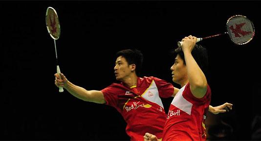 羽超总决赛:中国选手全部小组出线