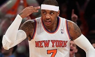 NBA官网MVP榜:安东尼位列榜首