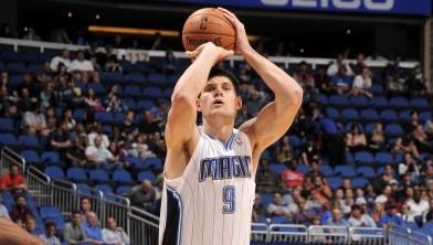 篮板创新高,武切维奇:它们正好掉到我手里